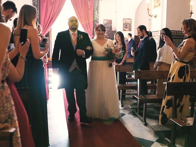 La boda de Rocío y Iñaki en Sevilla, Sevilla 27