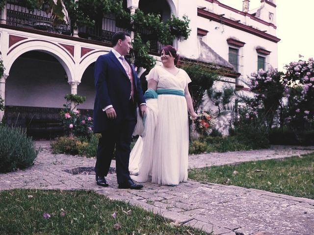 La boda de Rocío y Iñaki en Sevilla, Sevilla 2
