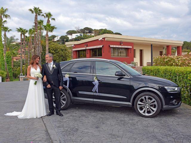 La boda de Núria y Sergi en Sant Vicenç De Montalt, Barcelona 23