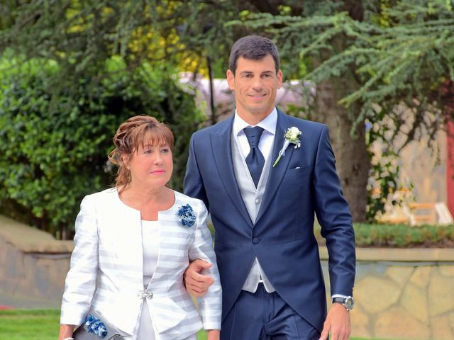 La boda de Núria y Sergi en Sant Vicenç De Montalt, Barcelona 24