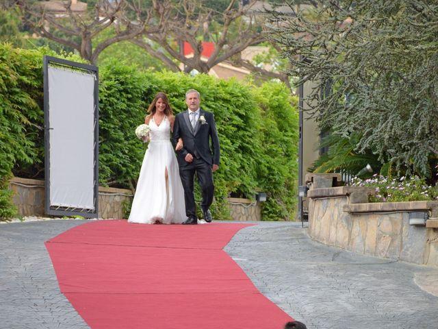 La boda de Núria y Sergi en Sant Vicenç De Montalt, Barcelona 25