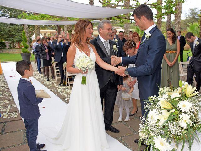 La boda de Núria y Sergi en Sant Vicenç De Montalt, Barcelona 27