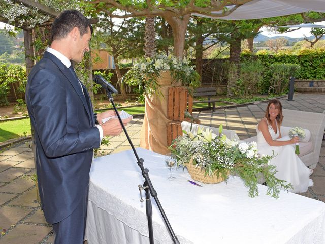 La boda de Núria y Sergi en Sant Vicenç De Montalt, Barcelona 31