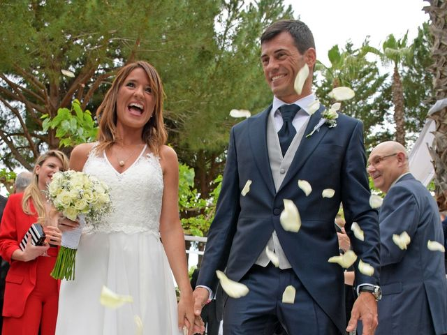 La boda de Núria y Sergi en Sant Vicenç De Montalt, Barcelona 35