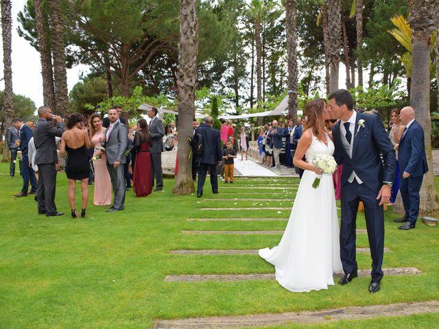 La boda de Núria y Sergi en Sant Vicenç De Montalt, Barcelona 36