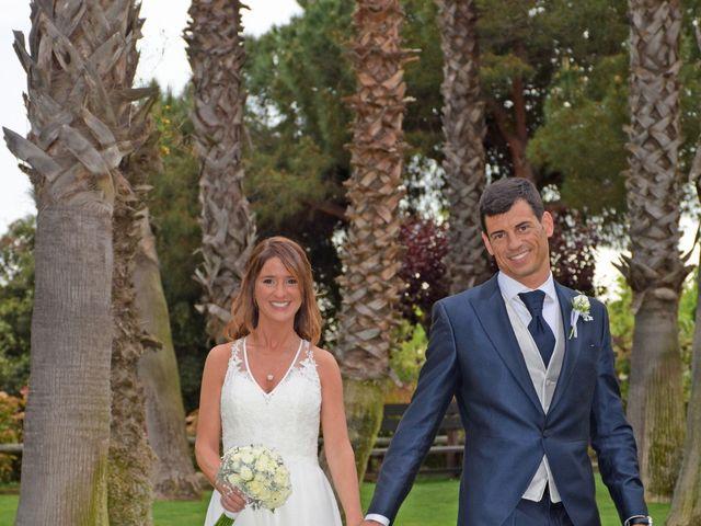 La boda de Núria y Sergi en Sant Vicenç De Montalt, Barcelona 50