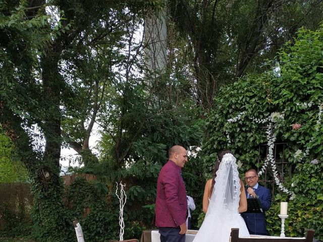 La boda de Antonio y Yaiza  en Fuenlabrada, Madrid 2