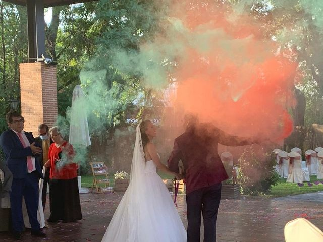La boda de Antonio y Yaiza  en Fuenlabrada, Madrid 4