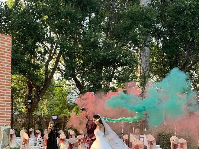 La boda de Antonio y Yaiza  en Fuenlabrada, Madrid 1