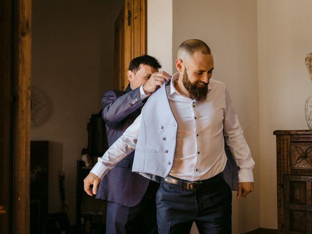 La boda de Victor y Oti en Odena, Barcelona 15