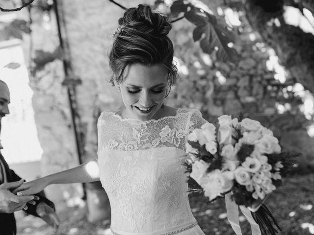 La boda de Victor y Oti en Odena, Barcelona 1