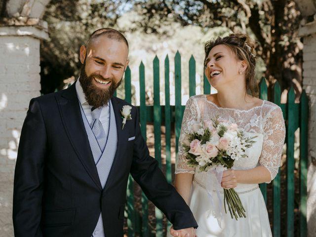 La boda de Oti y Victor