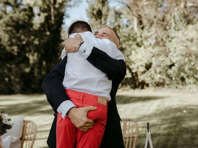 La boda de Victor y Oti en Odena, Barcelona 83
