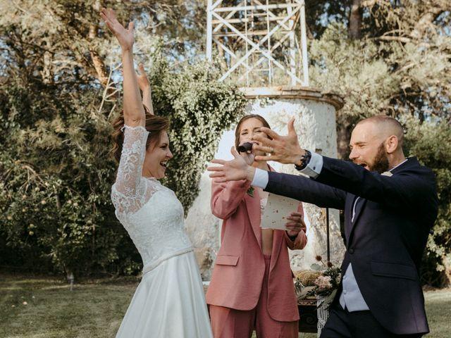 La boda de Victor y Oti en Odena, Barcelona 101