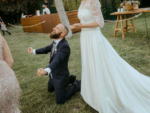 La boda de Victor y Oti en Odena, Barcelona 121