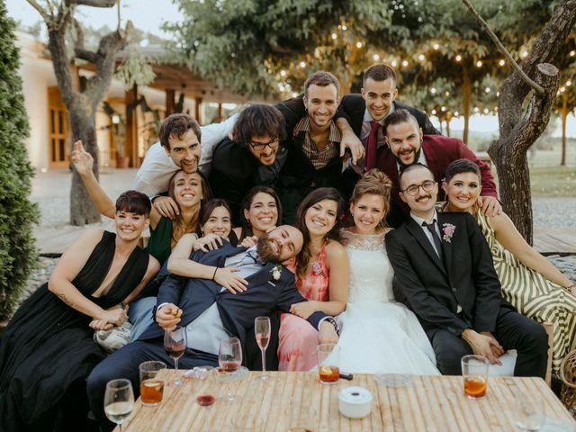 La boda de Victor y Oti en Odena, Barcelona 122