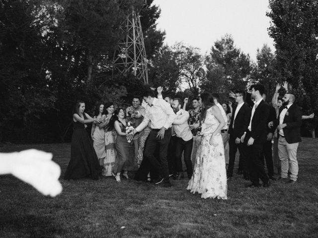 La boda de Victor y Oti en Odena, Barcelona 128