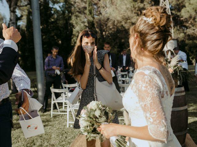 La boda de Victor y Oti en Odena, Barcelona 109