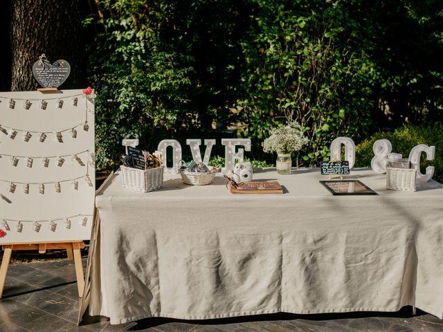 La boda de Carmen y Óscar en Guadarrama, Madrid 20