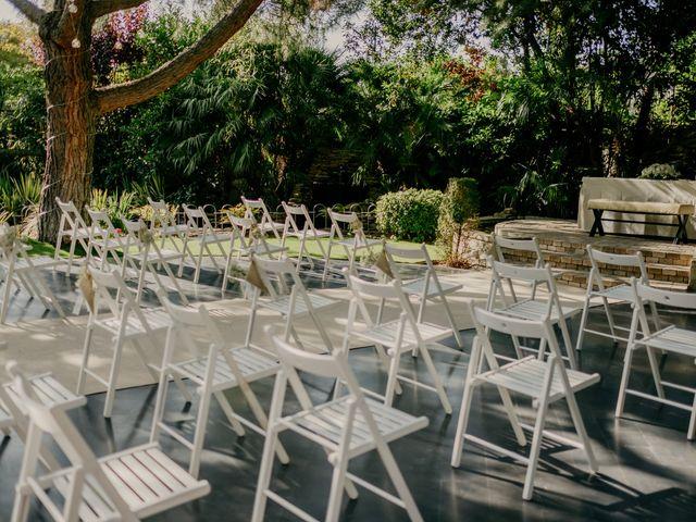 La boda de Carmen y Óscar en Guadarrama, Madrid 22