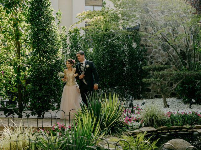 La boda de Carmen y Óscar en Guadarrama, Madrid 27