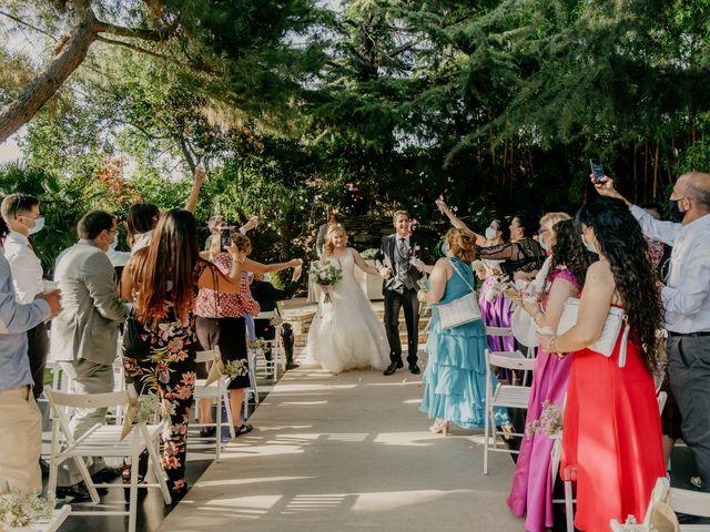 La boda de Carmen y Óscar en Guadarrama, Madrid 33
