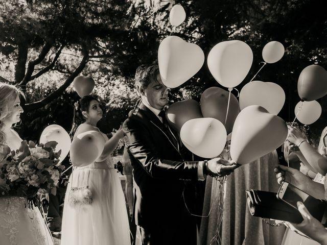 La boda de Carmen y Óscar en Guadarrama, Madrid 36