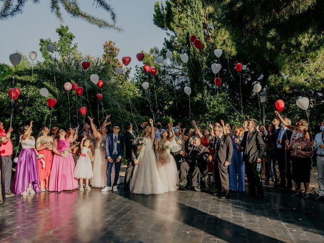 La boda de Carmen y Óscar en Guadarrama, Madrid 37