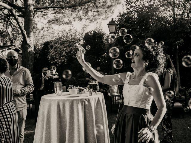 La boda de Carmen y Óscar en Guadarrama, Madrid 38