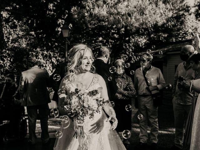 La boda de Carmen y Óscar en Guadarrama, Madrid 39