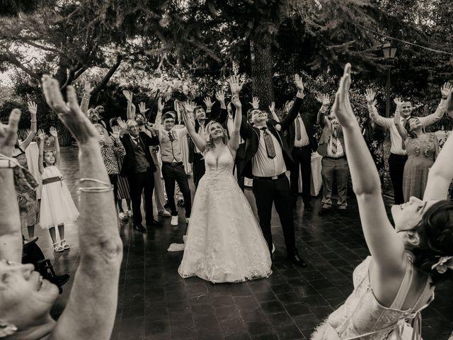 La boda de Carmen y Óscar en Guadarrama, Madrid 52