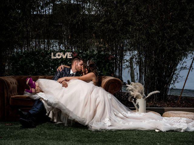 La boda de Alejandro y Jenni