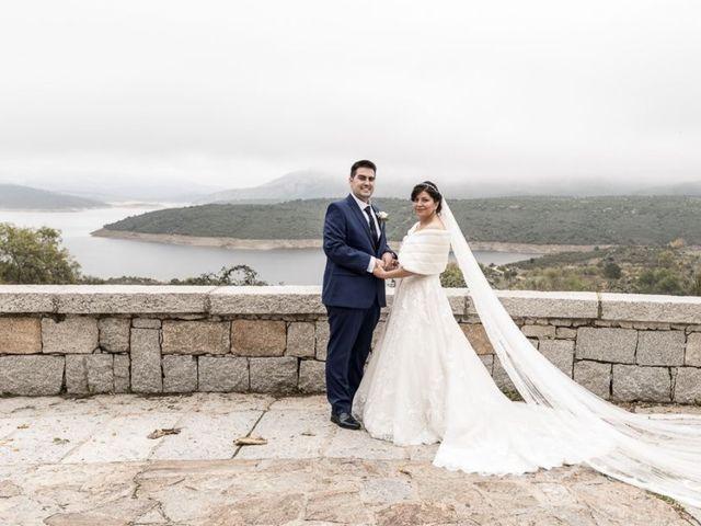La boda de Erika y David
