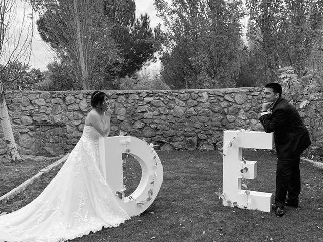 La boda de David y Erika en El Berrueco, Madrid 3