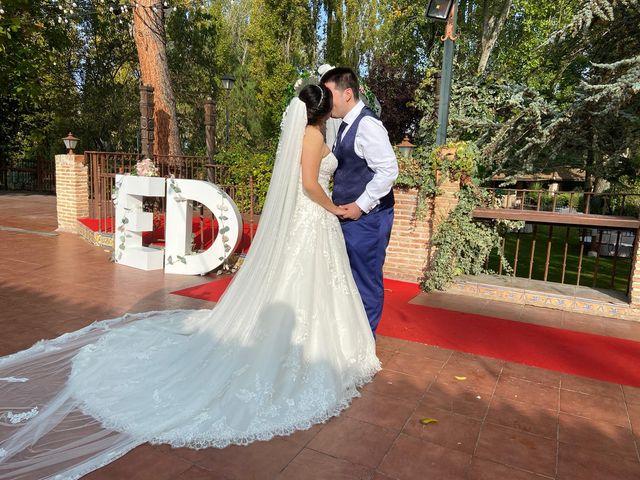 La boda de David y Erika en El Berrueco, Madrid 4
