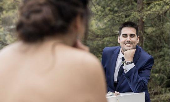 La boda de David y Erika en El Berrueco, Madrid 5