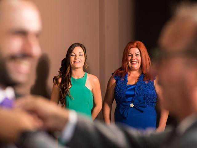 La boda de David y Vanessa en Landete, Cuenca 4