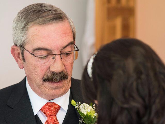 La boda de David y Vanessa en Landete, Cuenca 6