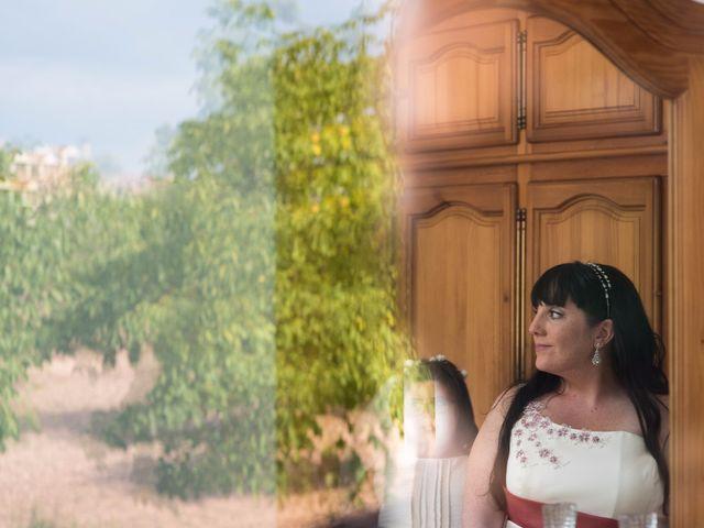 La boda de David y Vanessa en Landete, Cuenca 8