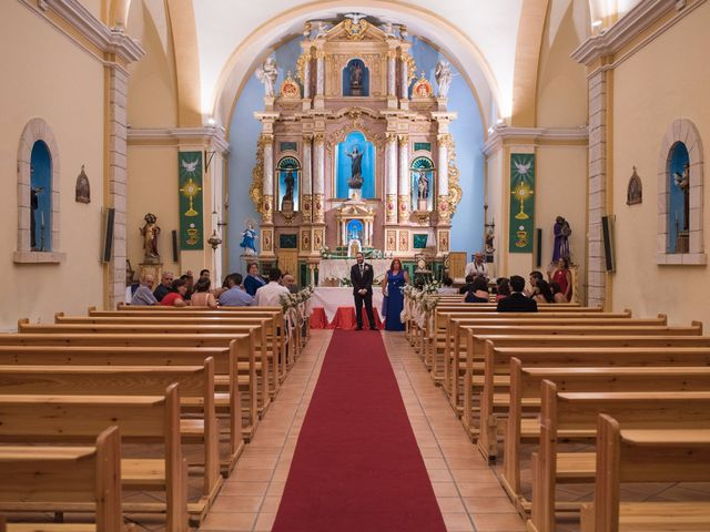 La boda de David y Vanessa en Landete, Cuenca 9