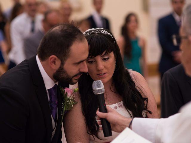 La boda de David y Vanessa en Landete, Cuenca 10