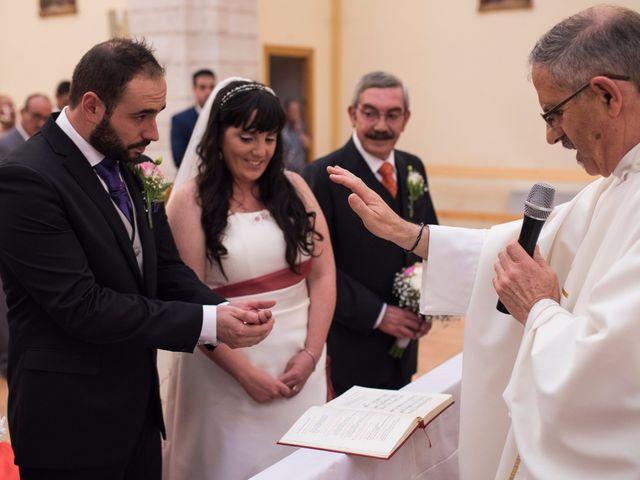 La boda de David y Vanessa en Landete, Cuenca 11