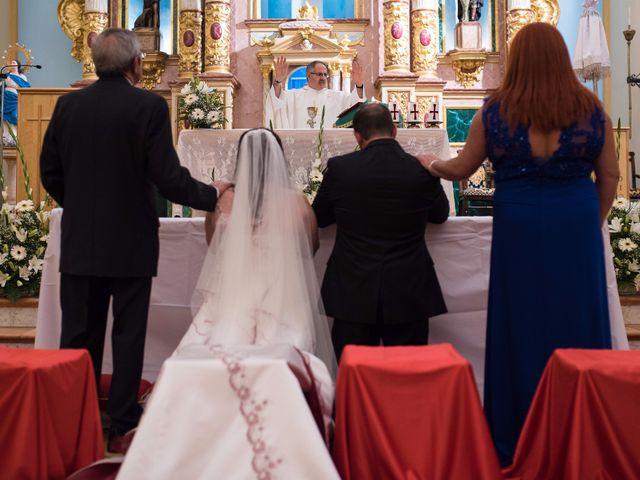 La boda de David y Vanessa en Landete, Cuenca 12