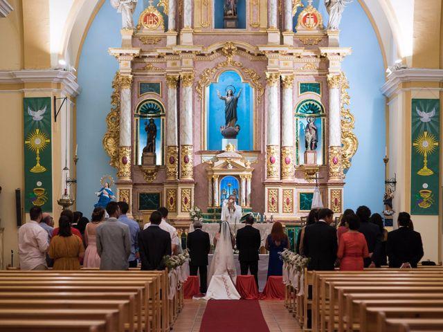 La boda de David y Vanessa en Landete, Cuenca 14