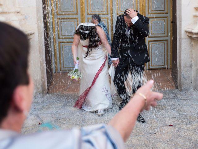 La boda de David y Vanessa en Landete, Cuenca 16
