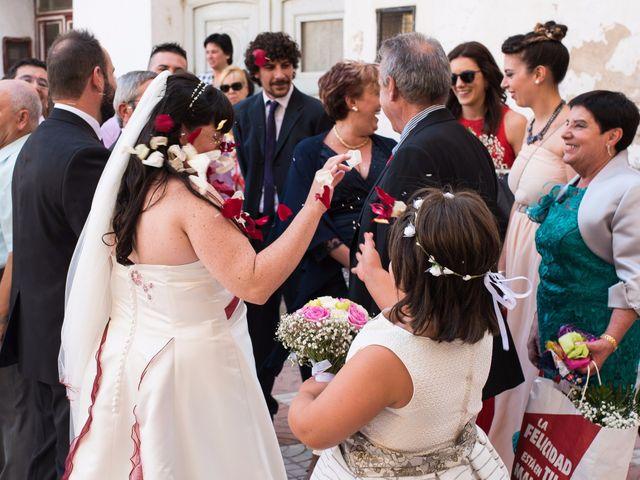 La boda de David y Vanessa en Landete, Cuenca 17