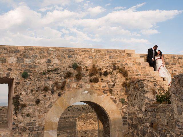 La boda de David y Vanessa en Landete, Cuenca 18