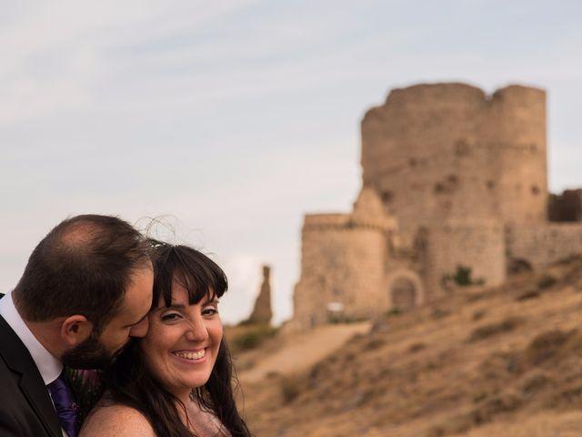 La boda de David y Vanessa en Landete, Cuenca 19