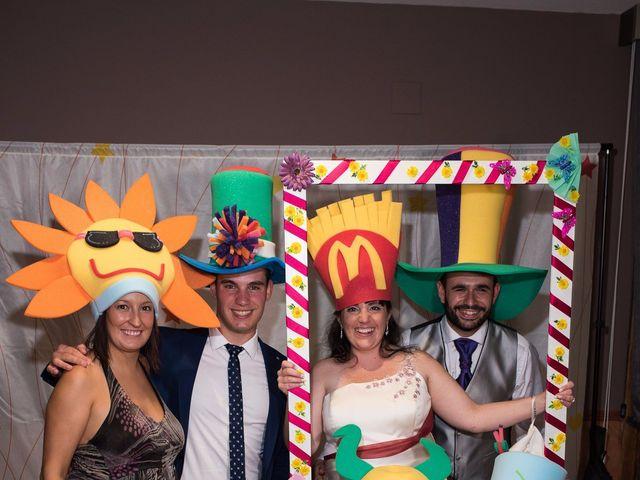 La boda de David y Vanessa en Landete, Cuenca 21