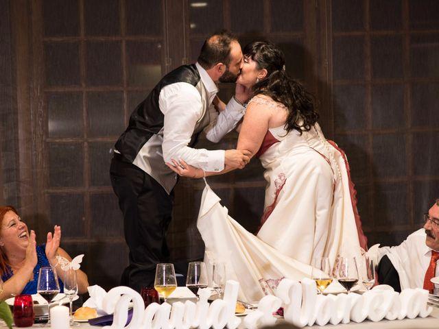 La boda de David y Vanessa en Landete, Cuenca 23